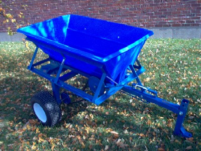 Model #800 Estate Material Spreader