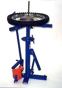 MC110.100 Motorcycle Tire Changer